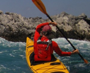 BCU 3 star sea kayak course