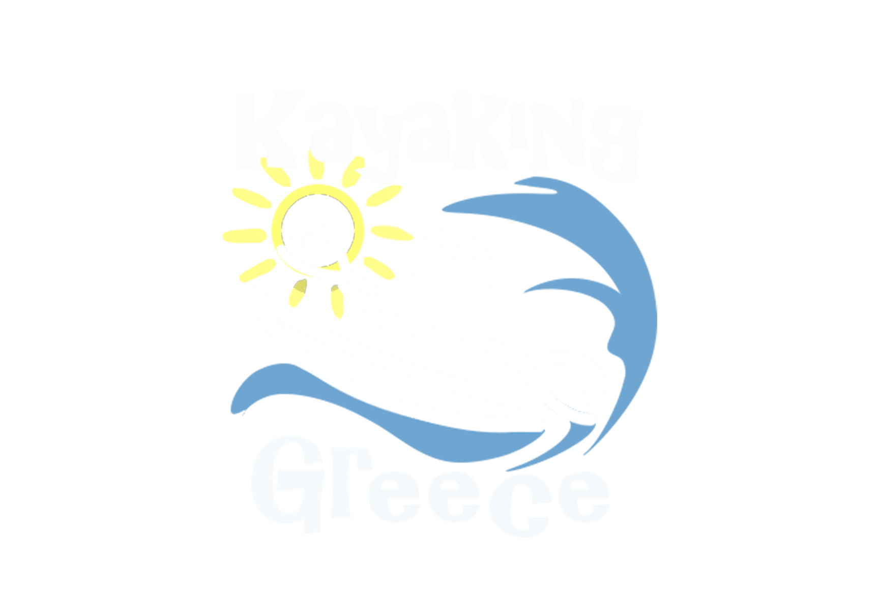 Kayaking Greece